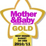 MOTHER & BABY GOLD AWARD — 2010 & 2011